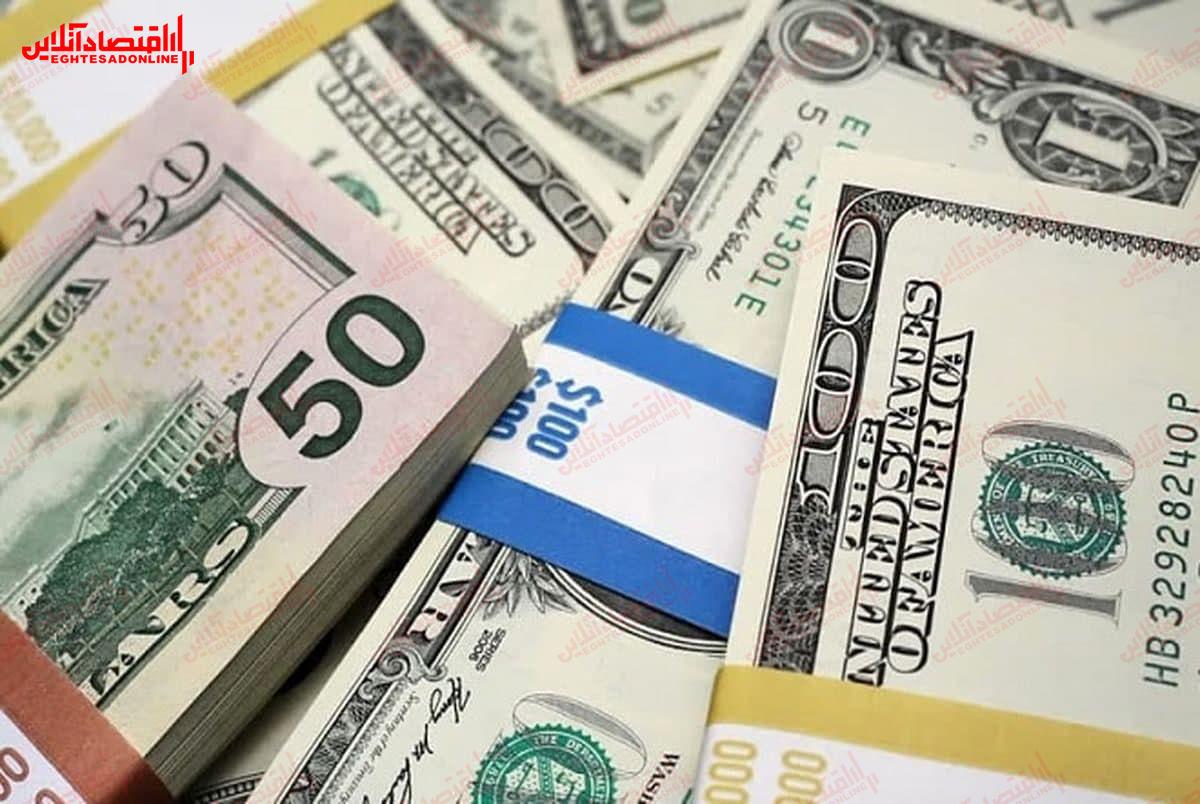 روند نزولی دلار معکوس شد / قیمت در بازار آزاد به ۲۳۹۵۰تومان رسید