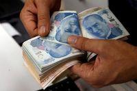 نرخ برابری لیر ترکیه از ۶واحد ضعیفتر شد