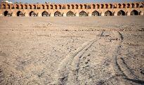 سی و سه پل در خطر نابودی! +تصاویر