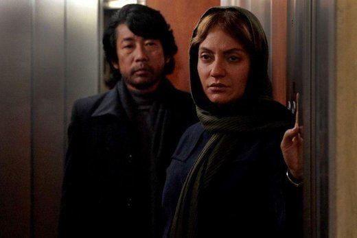 تصویر مهناز افشار روی پوستر فیلم کارگردان ژاپنی +عکس