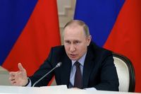 پوتین: بازگشت کریمه به اوکراین تحت هیچ شرایطی ممکن نیست