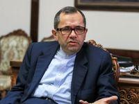تخت روانچی: بانکهای بزرگ در تعامل با ایران محافظهکار هستند