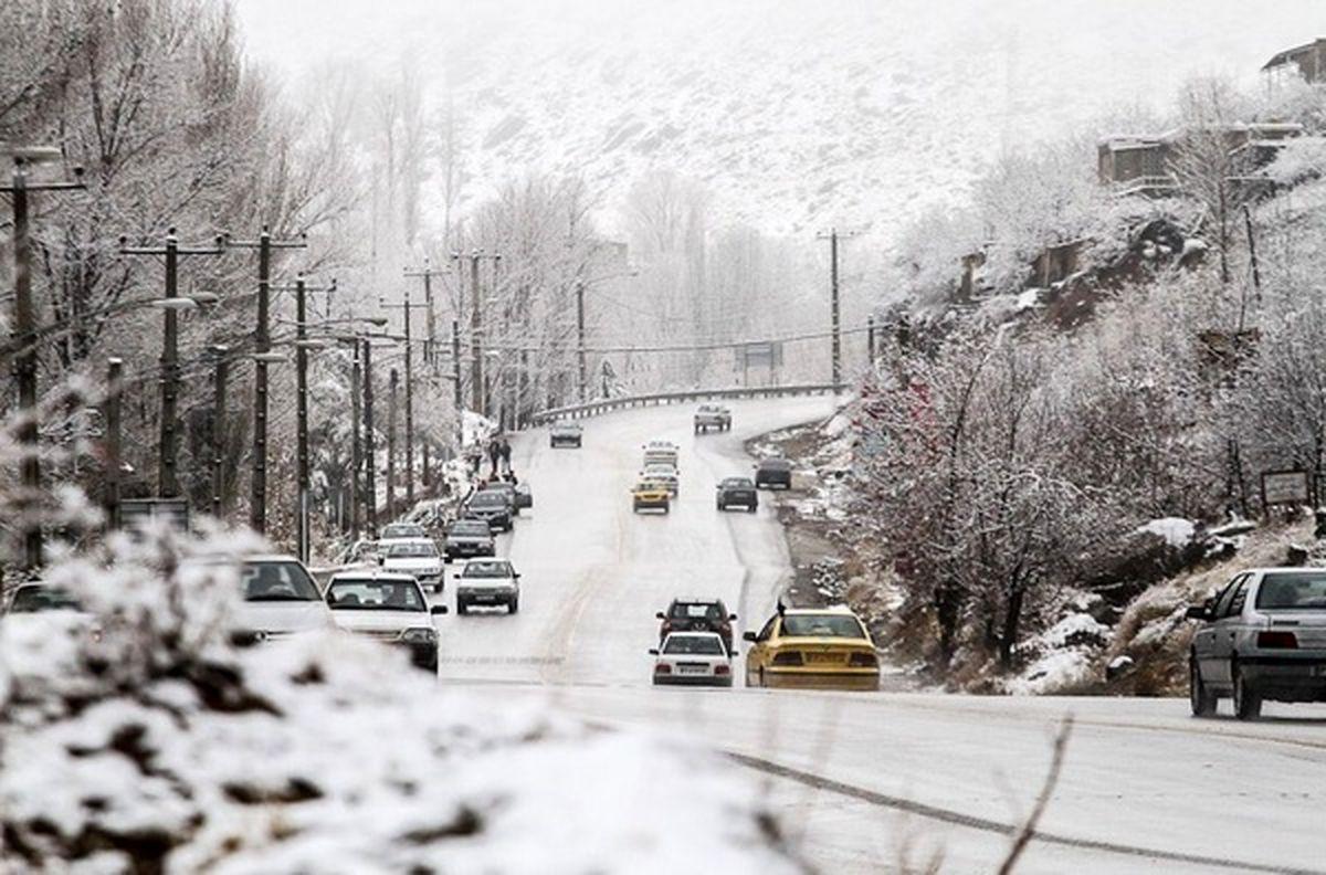 دمای هوای کشور از سهشنبه افزایش مییابد