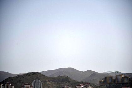 هوای مشهد در وضعیت هشدار +عکس