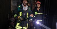 مهار آتش سوزی در بازار تهران