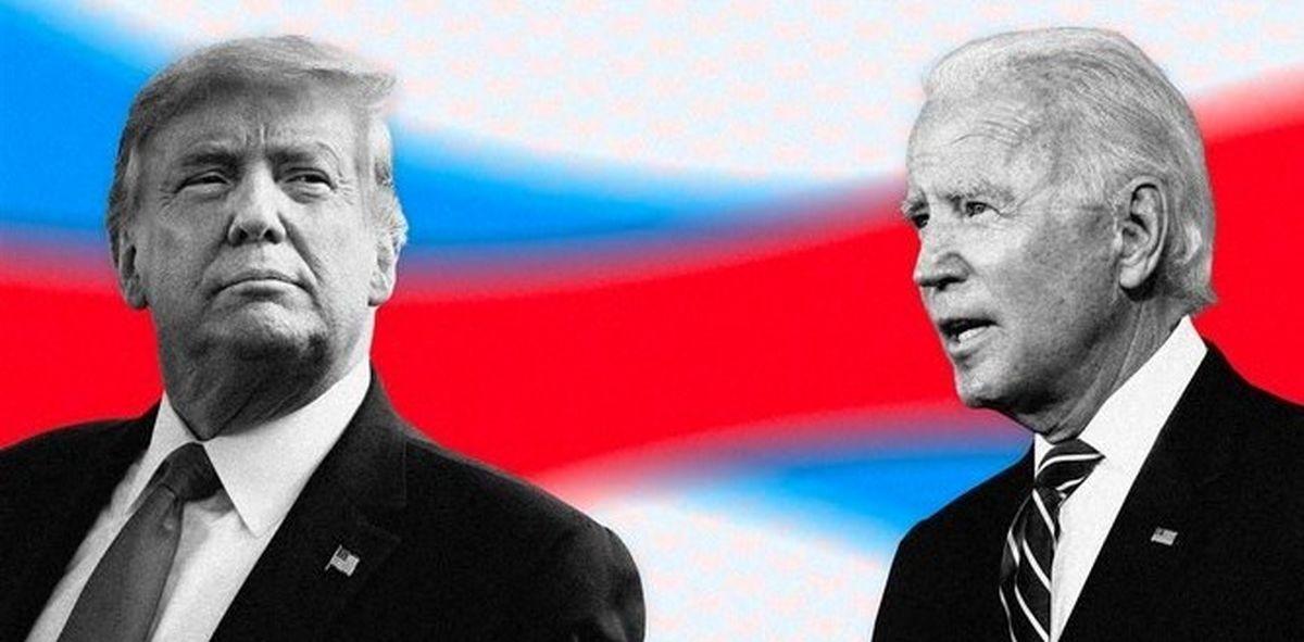 اختلاف بایدن و ترامپ در جورجیا به کمتر از ۱۸۰۰رای رسید
