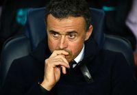 خداحافظی انریکه از بارسلونا
