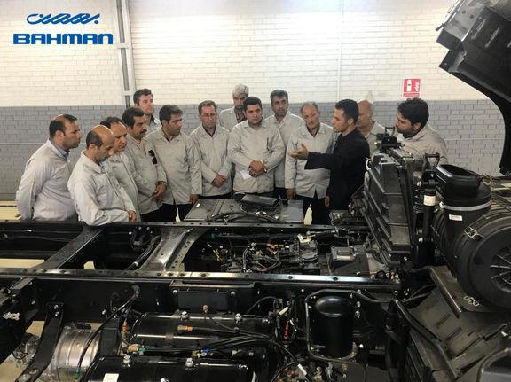 کسب مقام اول آموزش گروه بهمن برای دومین سال متوالی در ارزیابی ISQI