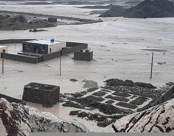 سیلاب ۶۱۳ میلیارد تومان به بخش کشاورزی سیستان و بلوچستان خسارت زد