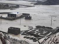 بارندگیها به امور زیربنایی سیستان و بلوچستان خسارت وارد کرد
