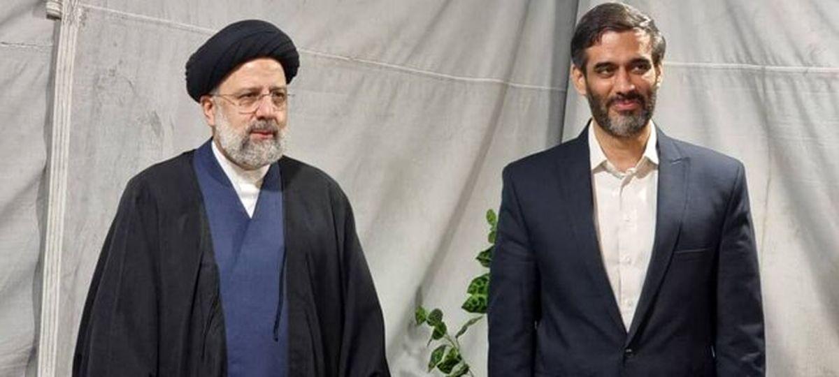 سعید محمد از ابراهیم رییسی حمایت کرد