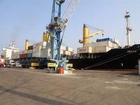 پهلوگیری ششمین کشتی کالای اساسی در بندر چابهار