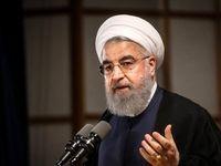 روحانی: مهار گرد و غبار نیازمند همکاری منطقهای و بینالمللی است/ دولت یازدهم بنام محیط زیست شناخته میشود