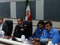 برگزاری جلسه ستاد بحران خوزستان به ریاست شمخانی