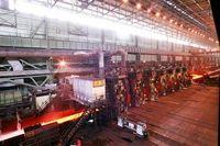 معاملات فولاد زیر ذره بین / فولاد افت یک و نیم درصدی برای خود رقم زد