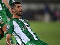 طارمی بهترین بازیکن لیگ پرتغال تا هفته چهارم +عکس