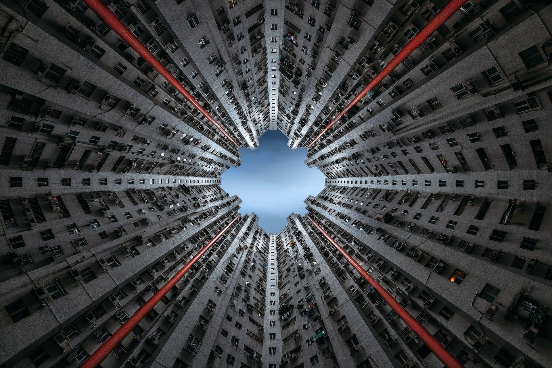 آسمانخراشهای هنگکنگ