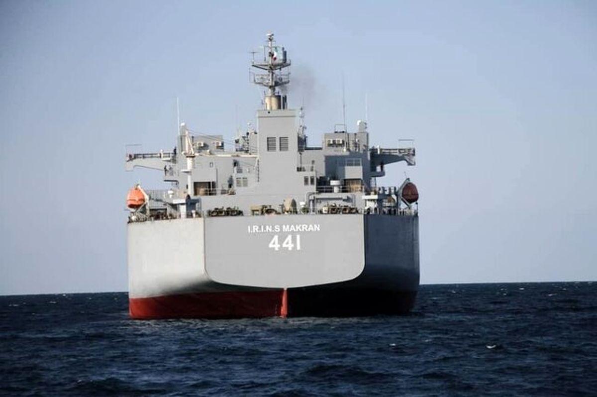 واشنگتن حرکت دو کشتی نظامی ایرانی به سمت قاره آمریکا را زیر نظر دارد
