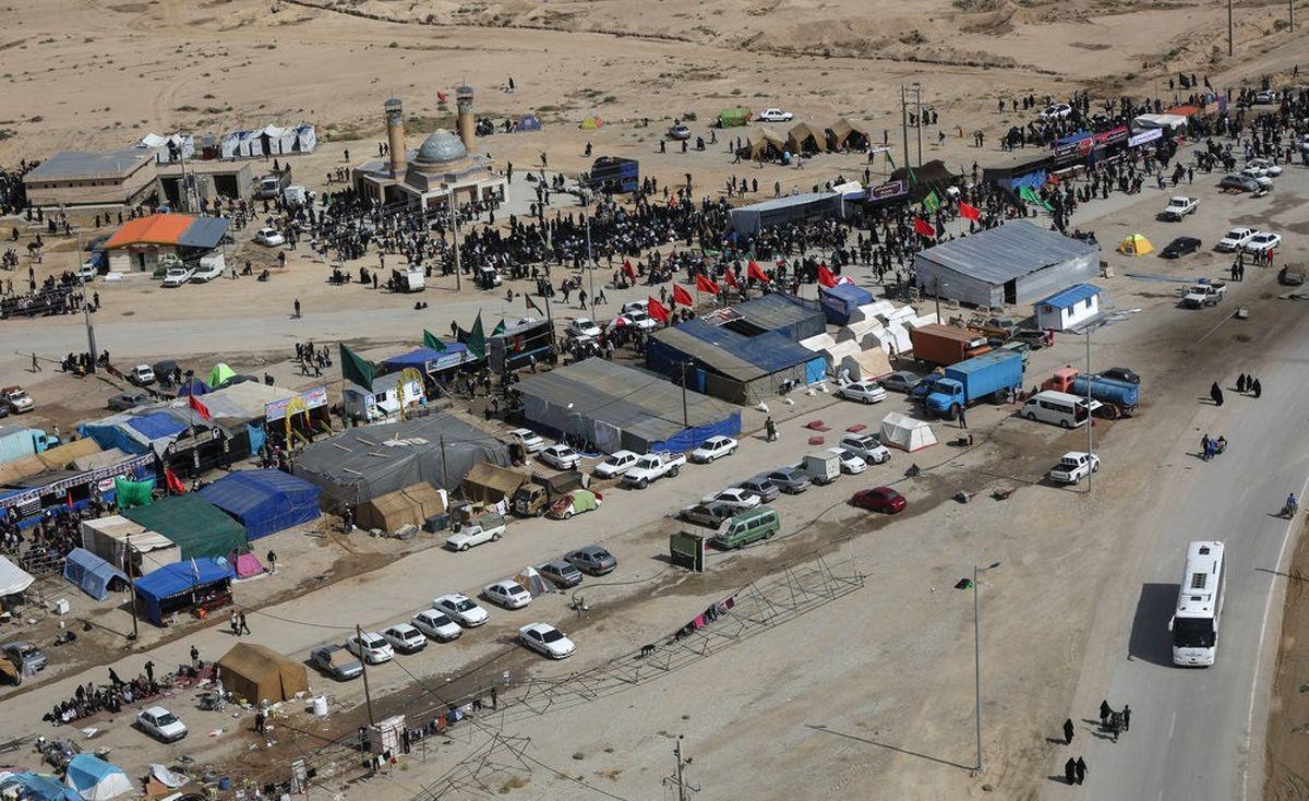تردد مسافر در مرز چذابه همچنان ممنوع است