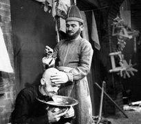 سلمانی در عهد قاجار! +عکس
