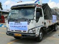 ارسال کمکهای غیر نقدی بهمن موتور به مناطق سیلزده