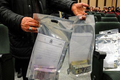 عملیات ضربتی دستگیری اخلالگران بازار ارز +تصاویر