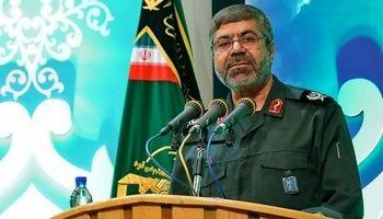 سردار شریف: قدرتی توان حمله به ایران را ندارد