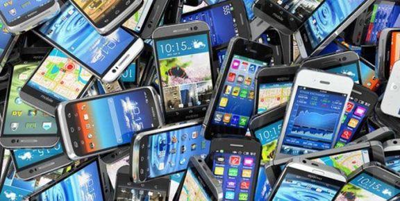 کشف محموله 2میلیاردی قاچاق تلفن همراه