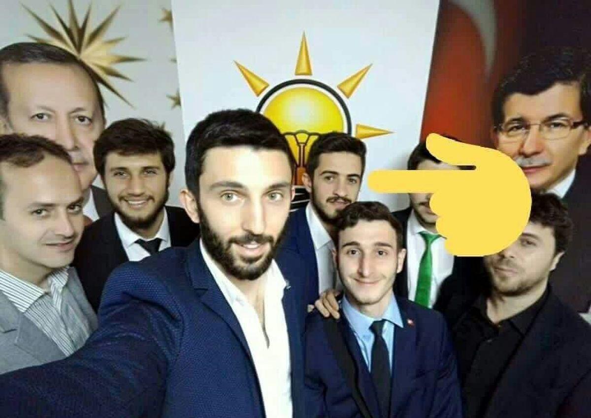 قاتل سفیر روسیه از طرفداران اردوغان بود +عکس