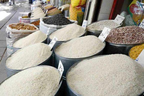یک میلیون و یکصدهزار تن برنج ذخیره سازی شده است