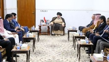 مقتدا صدر؛ چانه زنی در داخل و رایزنی با خارج برای تشکیل دولت