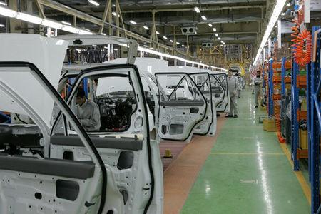 ۱۹.۶ درصد؛ کاهش تولید خودرو در خرداد ماه