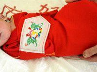 تولد نوزاد چینی ۴سال پس از مرگ والدینش
