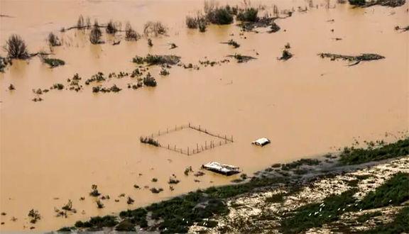 خسارت ۳۰میلیارد تومانی به بخش عشایری خوزستان تا امروز/ راه ارتباطی با ۵هزار نفر از عشایر مسدود است