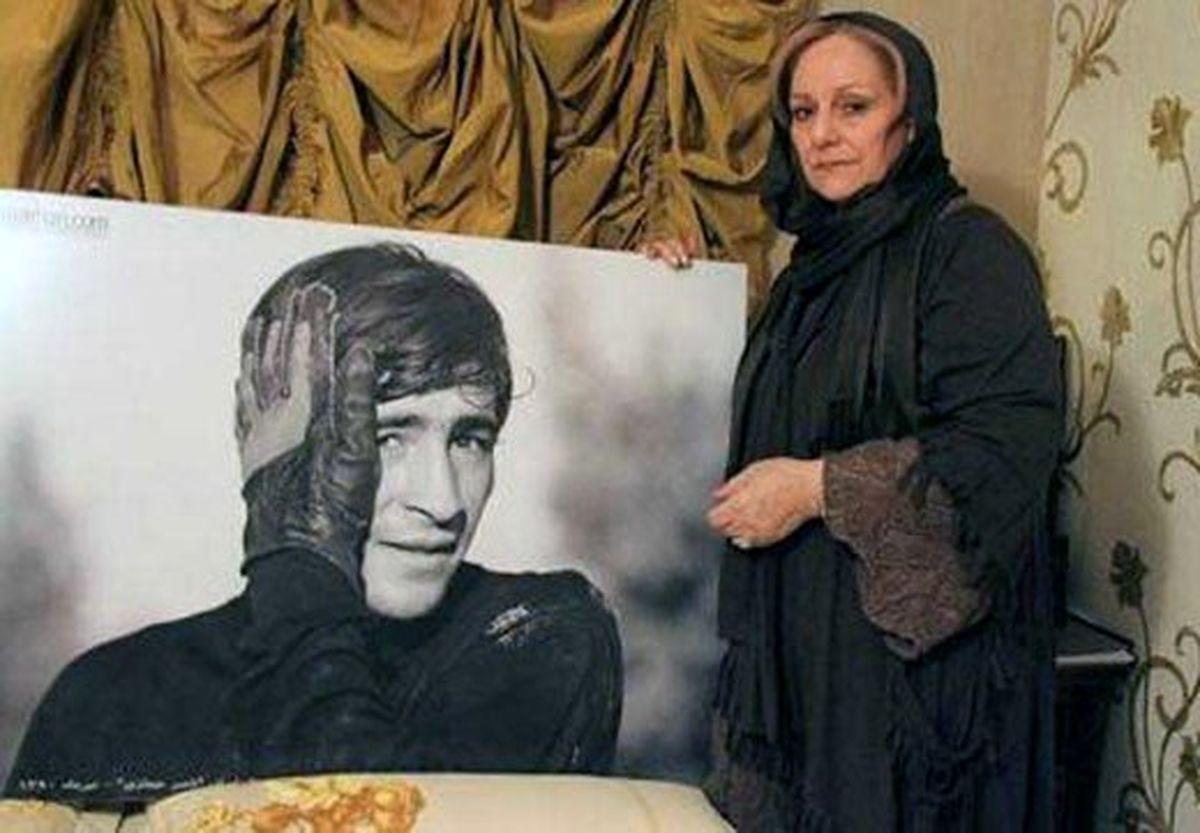 دربی، اشک همسر حجازی را هم درآورد +عکس