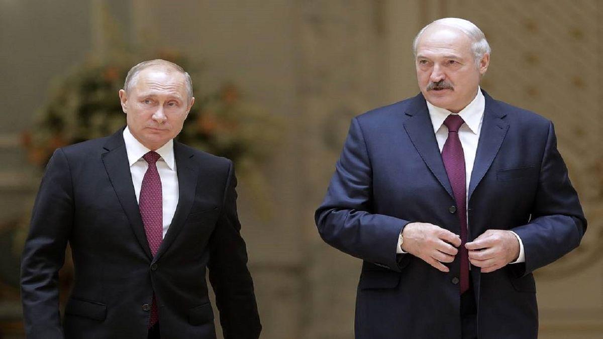 روسای جمهور روسیه و بلاروس بایکدیگر دیدار می کنند