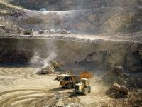 جایگاه ایران در صادرات معدنی