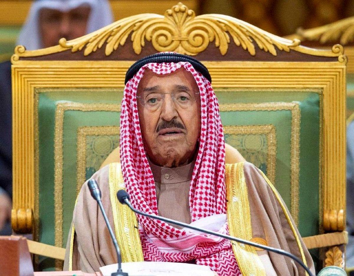 امیر کویت درگذشت +عکس