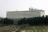 حمله افراد مسلح به هتل اینترکانتیننتال کابل +عکس