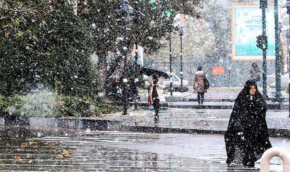 بارشها نسبت به سال قبل  ۴۱درصد کم شد