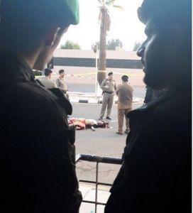 حمله مسلحانه به کاخ پادشاه سعودی در جده +عکس