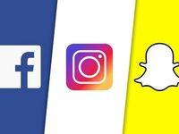 فیسبوک، اینستاگرام و اسنپ چت عامل افسردگی شناخته شدند