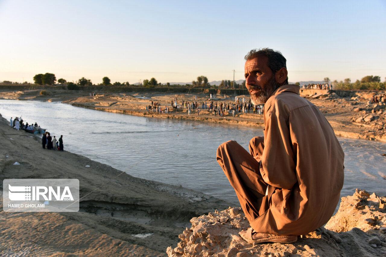 سیل در بلوچستان
