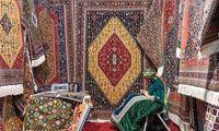 شانزدهمین نمایشگاه فرش دستباف فارس +عکس