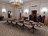 اتفاقی بیسابقه در کاخ سفید +تصاویر