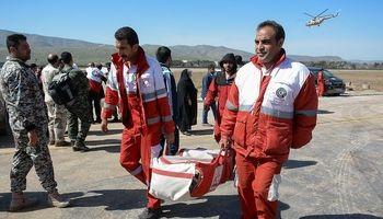 کمک 12تنی فرانسه به سیلزدگان ایران