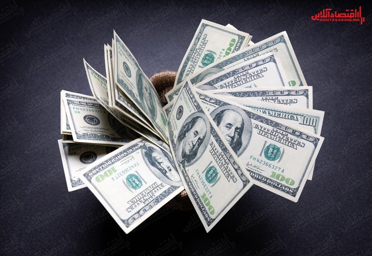 دلار در صرافی بانکی چند؟ (۱۳۹۹/۵/۴)