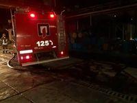 آتشسوزی مرگبار در خیابان ستارخان