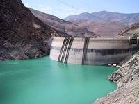 سهمیه سدهای تهران برای تامین آب کاهش یافت