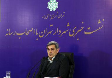 اولین نشست خبری شهردار جدید تهران با خبرنگاران به روایت دوربین اقتصادآنلاین